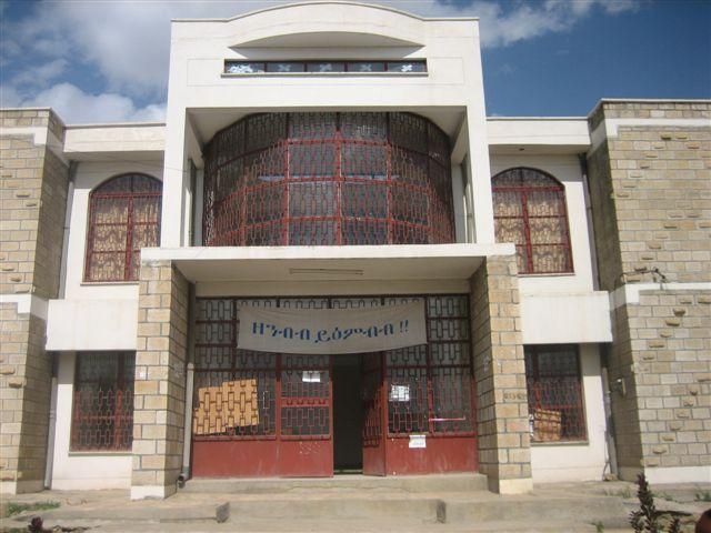 adigrat public library