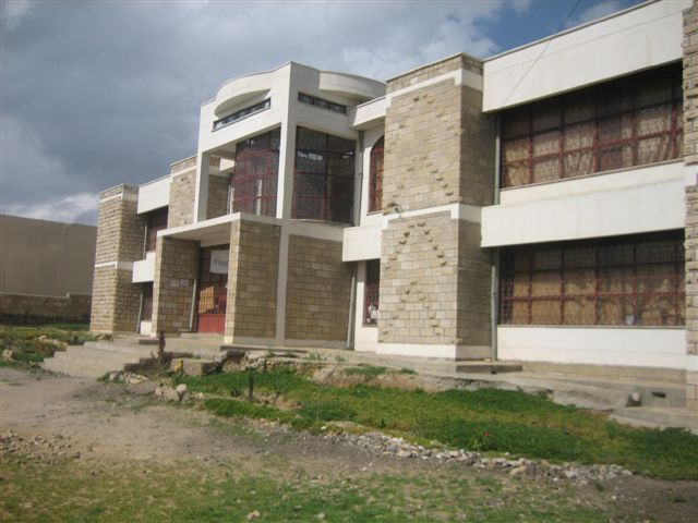 Agazi Preparatory School Project Analysis 2018