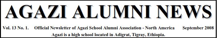 ASAA N.A Newsletter – September 2008 V13N1