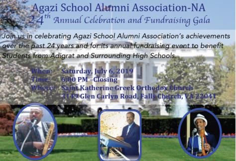 2019 agazi school alumni association north america